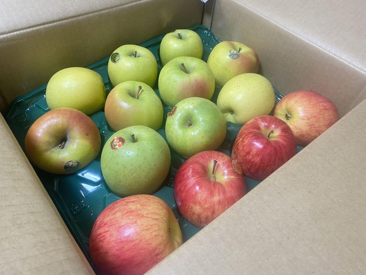 リンゴ!!!